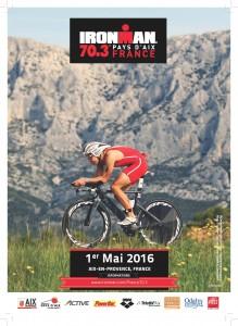 Ironman du Pays d'AIx 2016