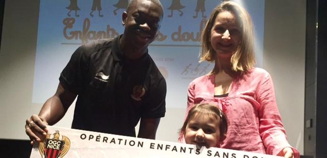 Le Point rose, partenaire de l'opération Enfants sans douleur
