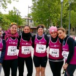La team des Ladies of Marseille
