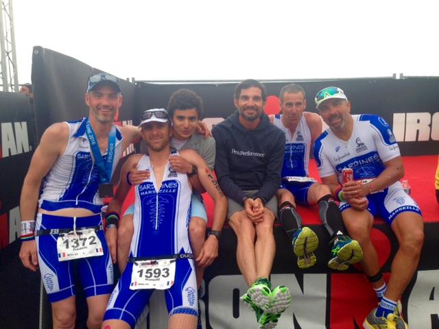 Les Sardines : plus qu'un club de triathlon, une famille