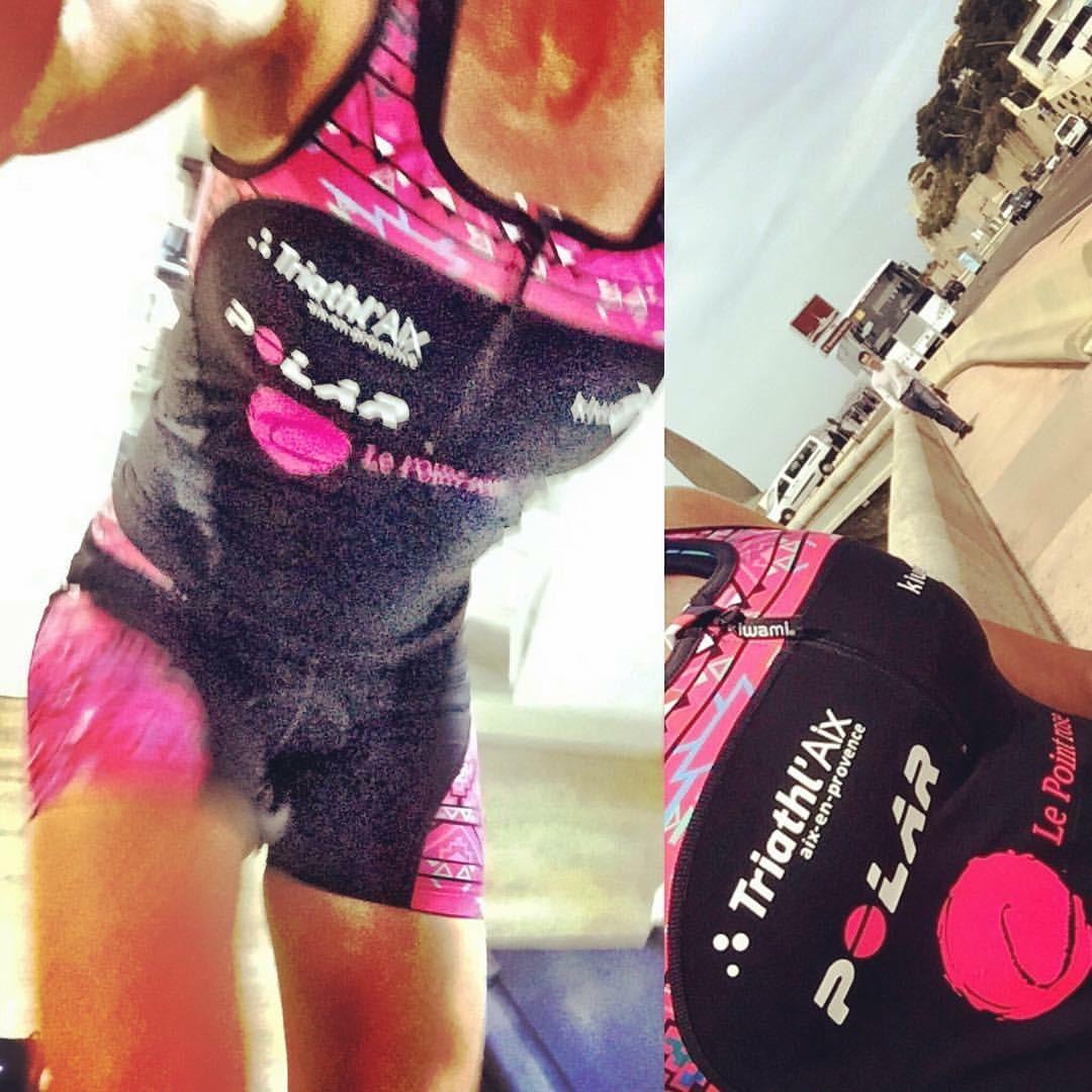 Ironman France Nice – 100 triathlètes pour Le Point rose!