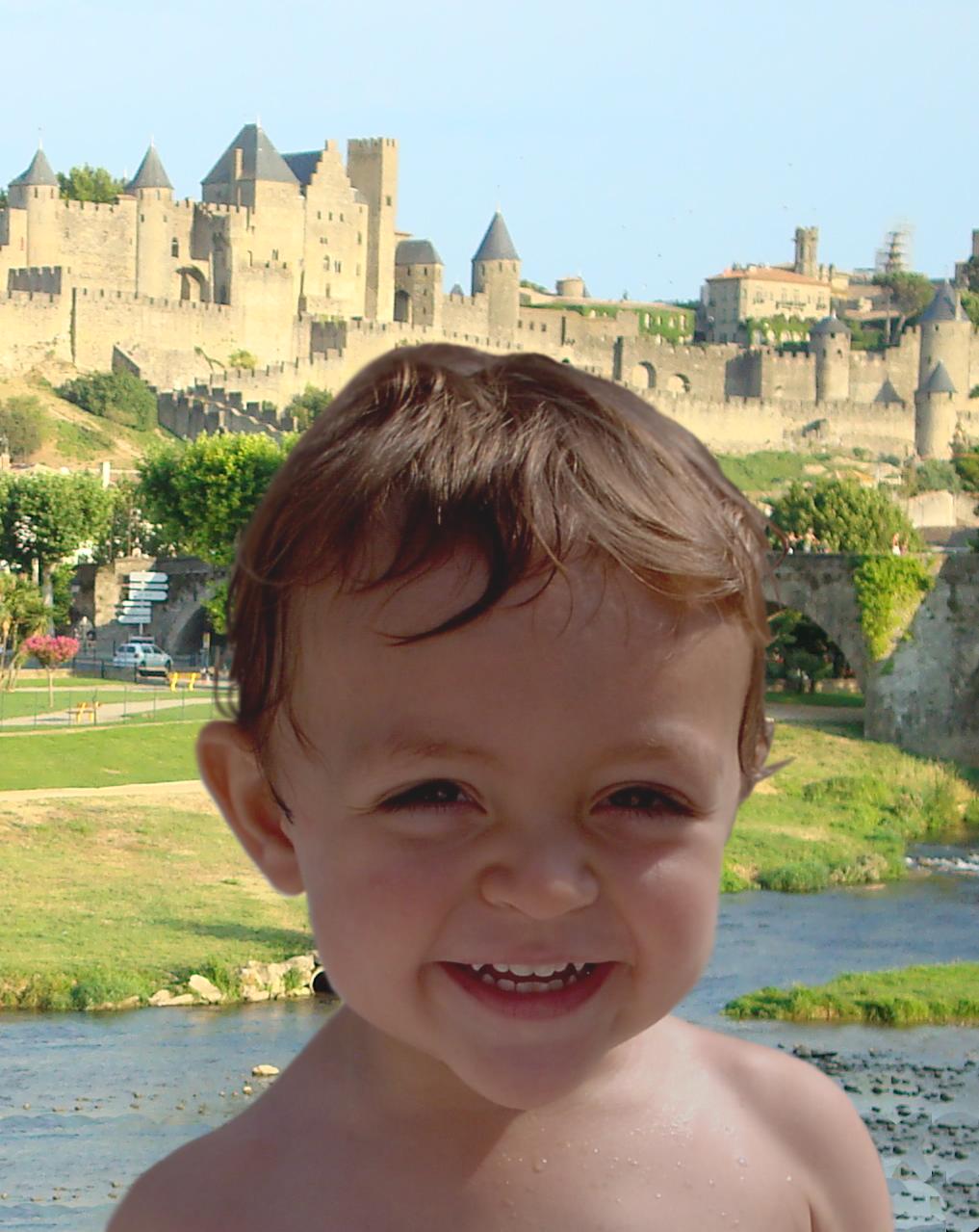 Mathis, 27 juillet 2004 - 21 décembre 2006