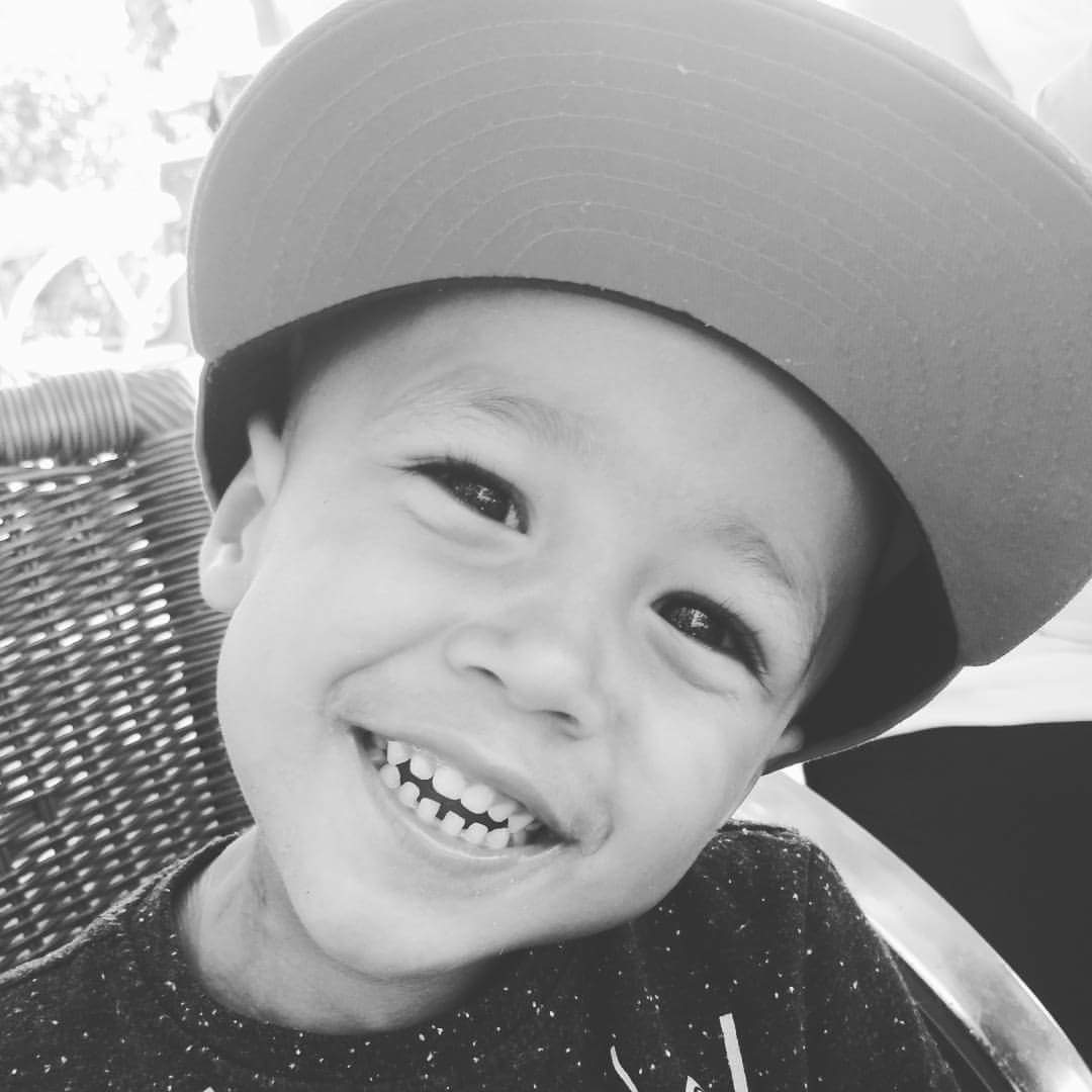 Liam, 28 août 2013 - 16 juin 2017