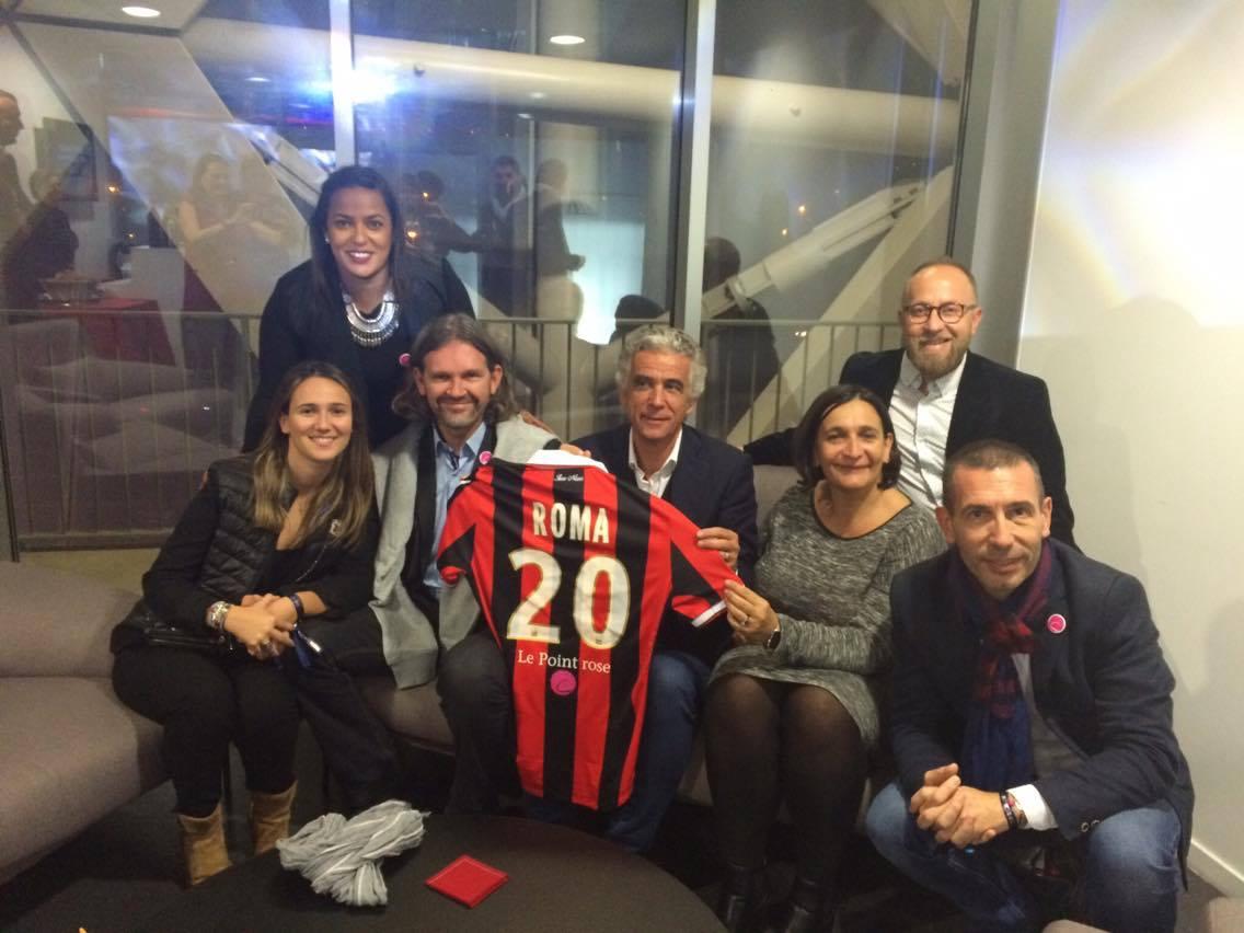 Nice-Salzbourg : Pour l'Amour de Roma