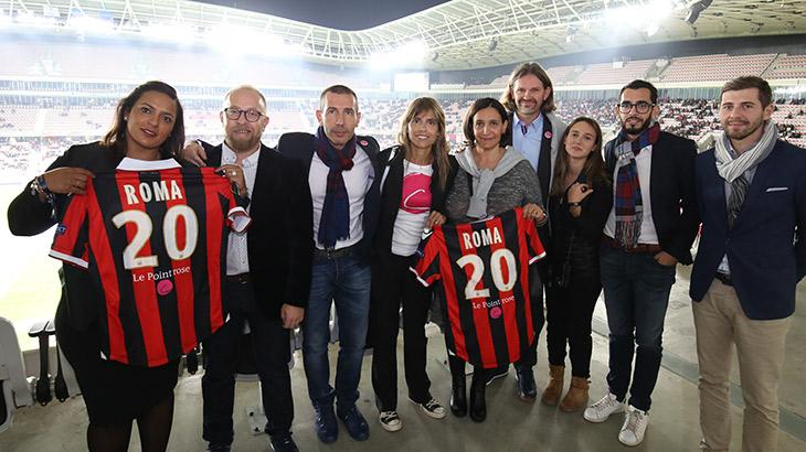 Article : Un hommage rendu à Roma et à sa famille