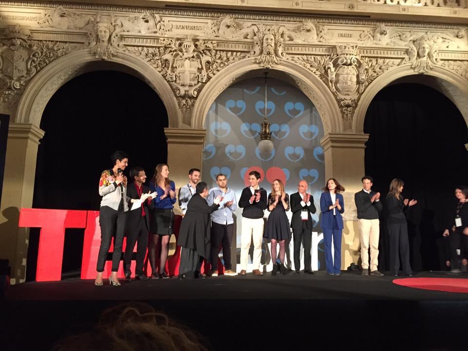TEDxLyon – Nathalie Paoli : L'amour plus fort que la mort