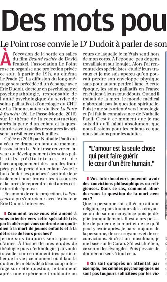 Eric Dudoit LP 30 janvier 2017-1