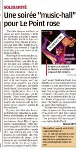 La Provence, 15 novembre 2017