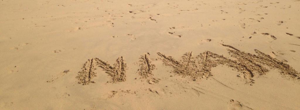 TEMOIGNAGE – Quelques grammes de sable et d'Amour