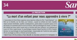 La Provence, 26 mars 2018