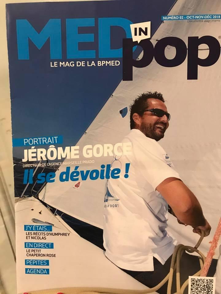 Magazine Banque Populaire Méditerranée – hiver 2018