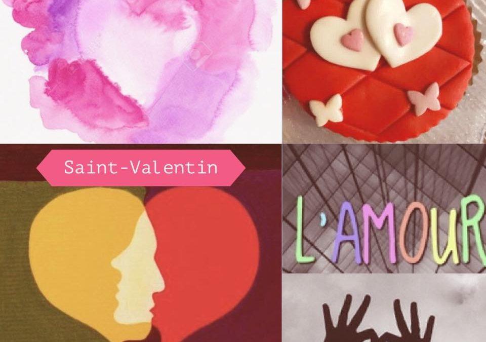 Après-midi Chamallow, spéciale Saint-Valentin 💘