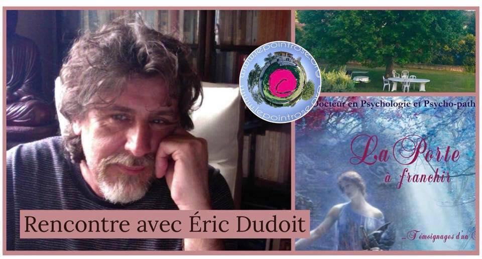 Rencontre avec Eric Dudoit : Il arrive que l'enfant pour lequel on fête Noël ne soit pas là…