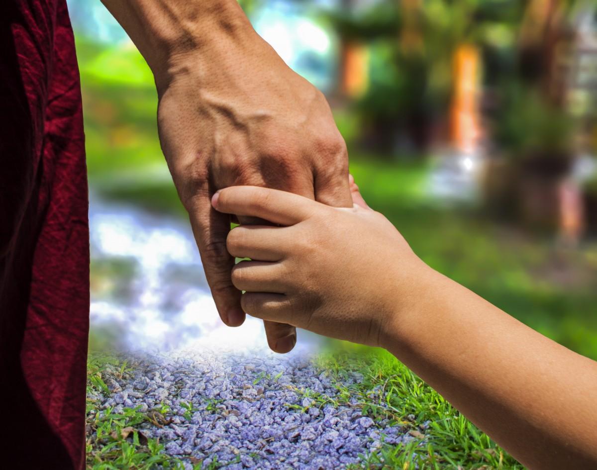 Comment grandir sans son papa ou sa maman 💕
