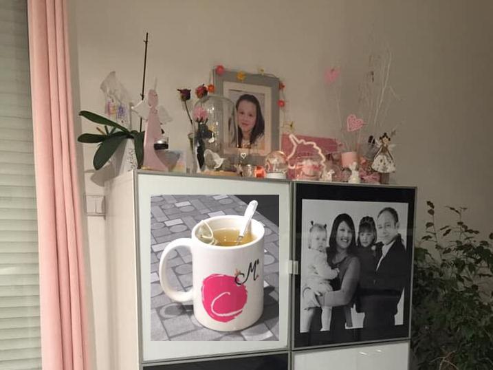 Adeline et l'amour inconditionnel pour sa fille Maëlyne