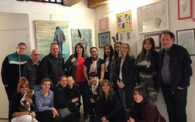Vernissage Art thérapie et Couleurs