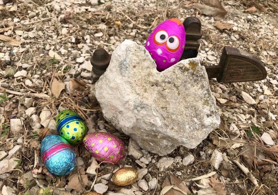 Après-midis Chamallow de Pâques