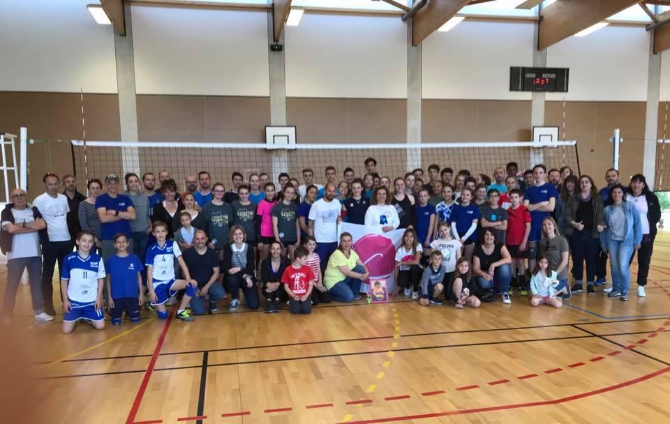 Jade'Vol Tournoi de volley caritatif et hommage à Jade