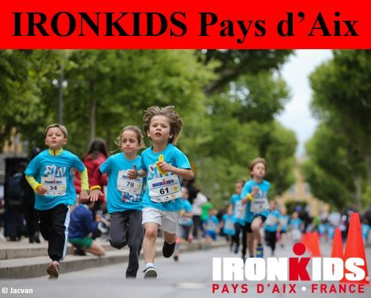 Course Iron Kids Aix