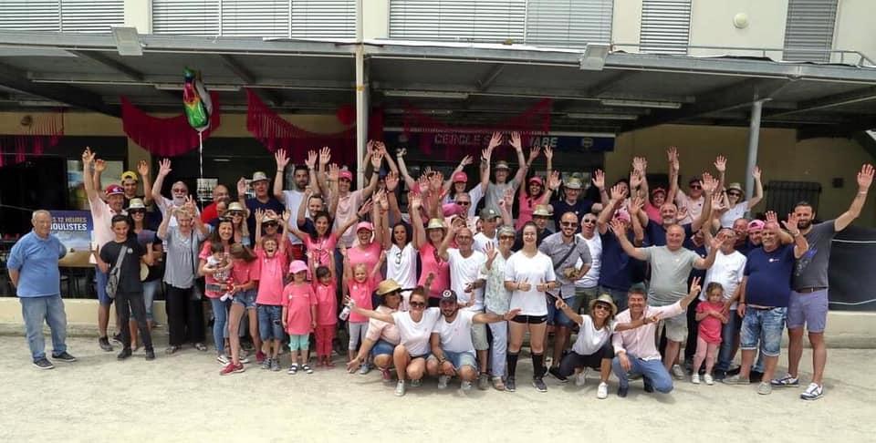 Trophée de pétanque – 12h boulistes de Provence au Cercle Saint Barnabé