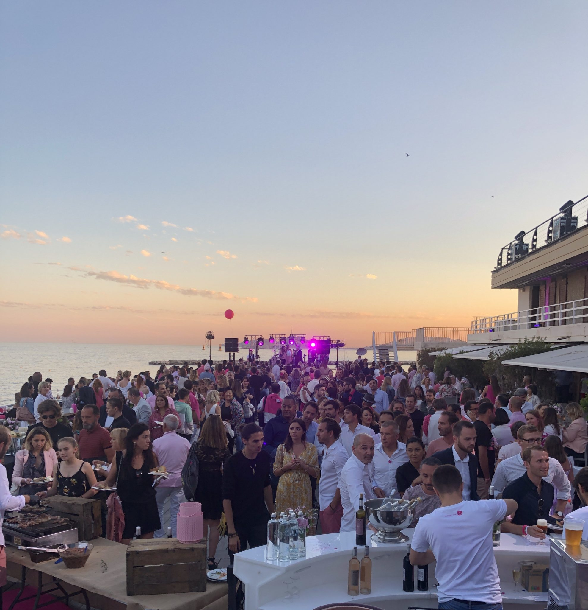 Le Bal du Point rose 2019