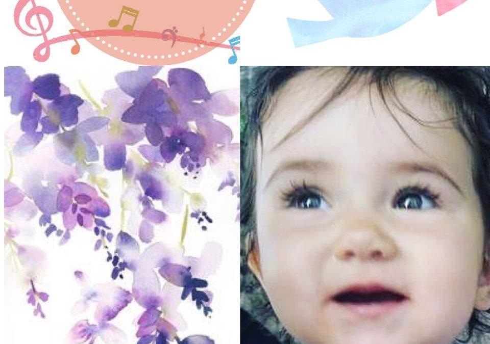 Bianca, 17 juillet, 3 ans