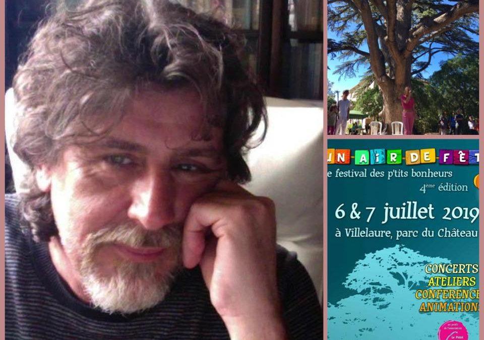 Témoignage d'Eric Dutoit Psychologue, la vie, la mort et les p'tits bonheurs