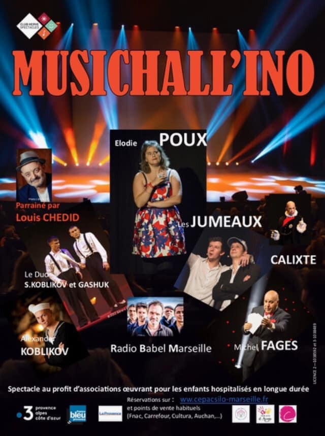 Musichallino Le Point rose Nov19