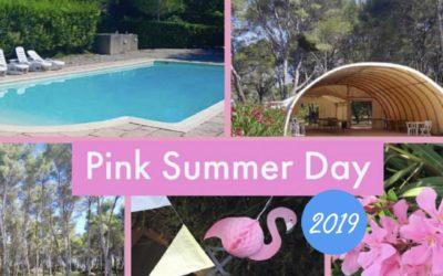 Pink Summer Day – c'est SAMEDI !