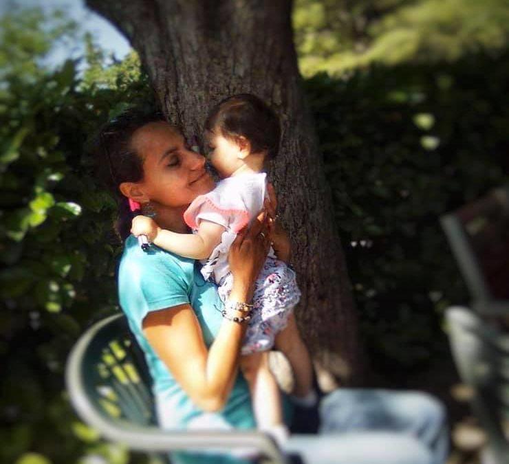 Reprendre un enfant dans ses bras…