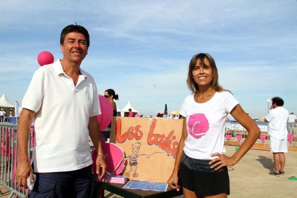 12h boulistes de Provence, le Point rose