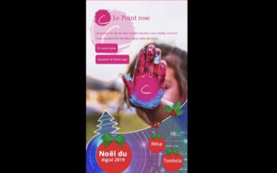 L'appli mobile du Point rose