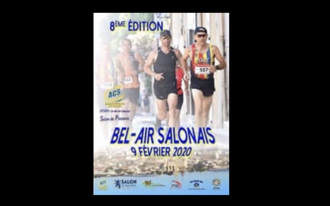 Run for Le Point rose, Bel Air Salonais – Salon de Provence