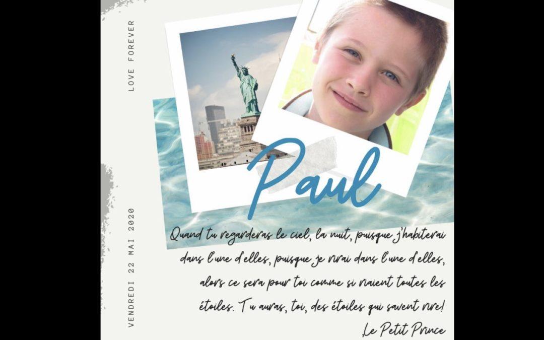 Paul, la vie d'après…