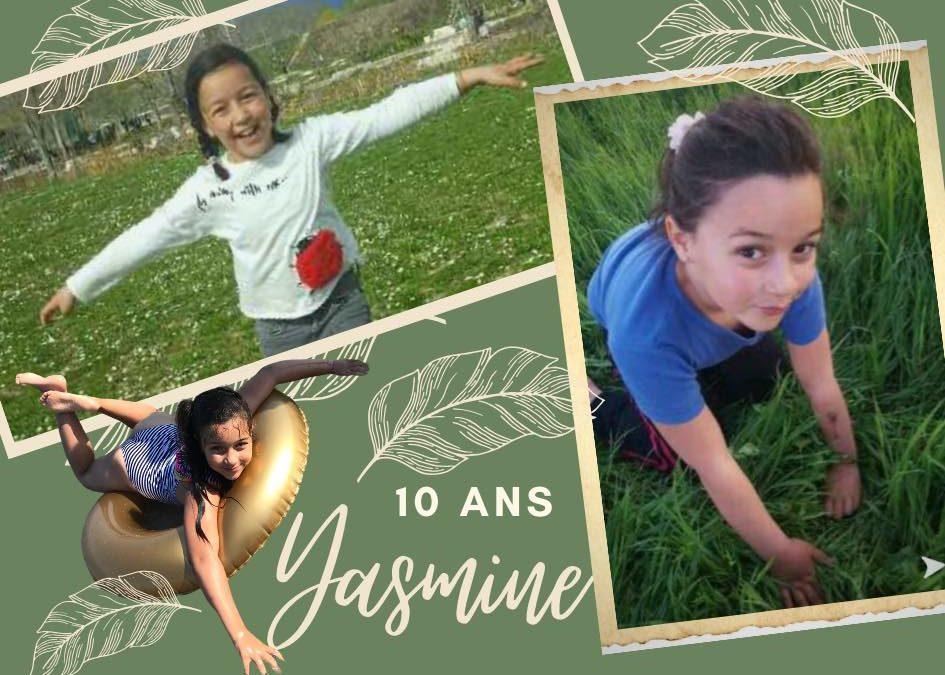 Acrostiche pour Yasmine