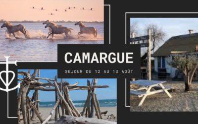 Séjour en Camargue