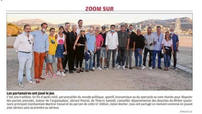 12h Boulistes de  Provence – La Provence, septembre 2020