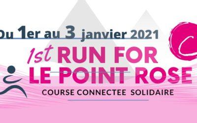 Run for le Point rose, la course du Point rose