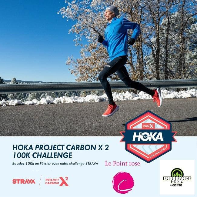 HOKA Challenge 100 km