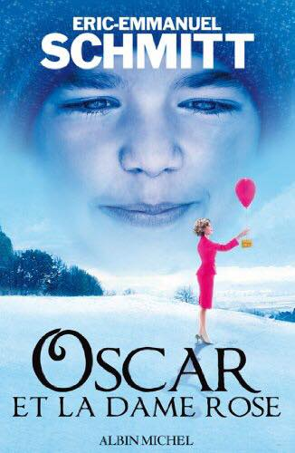 Livre : Oscar et la dame en rose