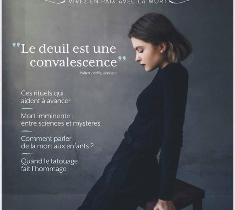 Mortem, un magazine dédié au sujet de la mort