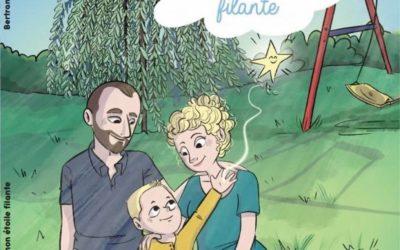 Livre : Léa, mon étoile filante