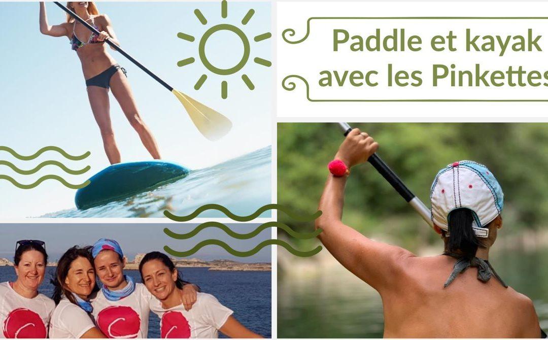 Paddle & Kayak, une matinée à Saint-Chamas