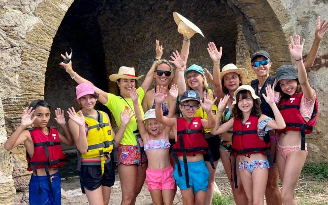 Paddle & Kayak, une matinée à Saint-Chamas avec les Pinkettes
