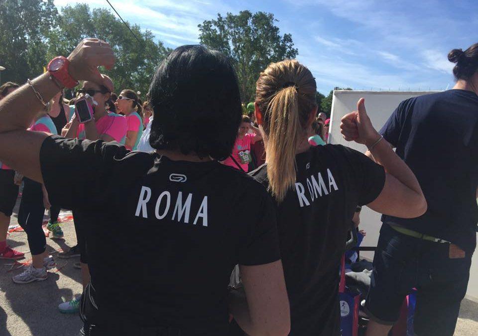 RUN FOR ROMA – La Marseillaise des FEMMES