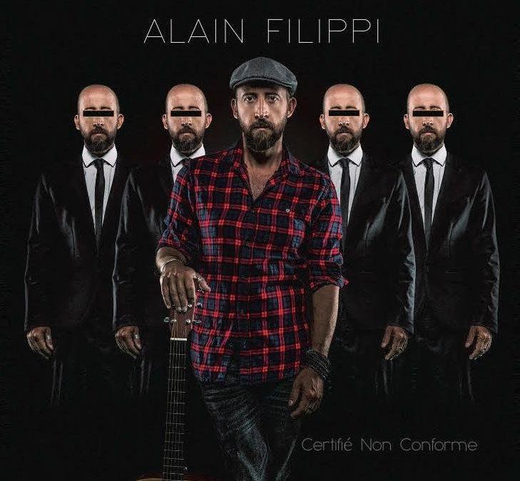 Les paroles de la chanson d'Alain Filippi  «Je suis»  🎶, inspirée par Carla et nos enfants 💞