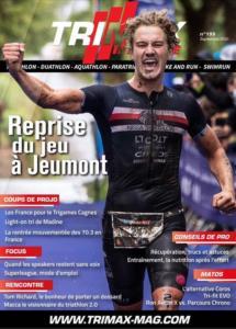 Maxime Chané Champion de France de Triathlon 2020