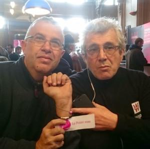 Eric Lopez et Michel Boujenah