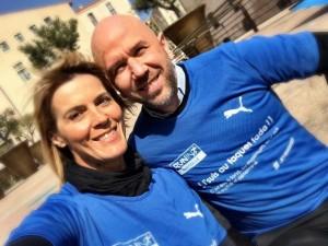 Nathalie Simon et Benoît Z