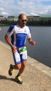 Jean Marc DELMAS , Ironman Hambourg